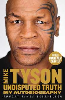 Mike Tyson: Undisputed Truth, Buch