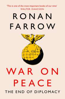 Ronan Farrow: War on Peace, Buch