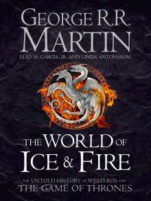 George R. R. Martin: The World of Ice and Fire, Buch