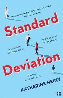 Katherine Heiny: Standard Deviation, Buch