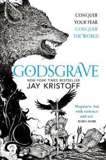 Jay Kristoff: Godsgrave, Buch