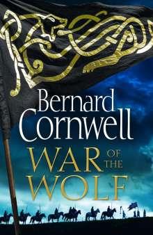 Bernard Cornwell: War of the Wolf, Buch