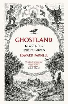 Edward Parnell: Ghostland, Buch