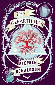 Stephen Donaldson: The Illearth War, Buch