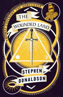 Stephen Donaldson: The Wounded Land, Buch