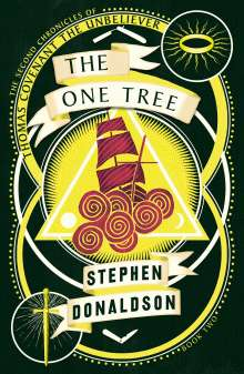Stephen Donaldson: The One Tree, Buch