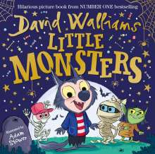 David Walliams: Little Monsters, Buch