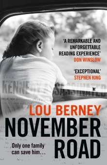 Lou Berney: November Road, Buch
