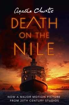 Agatha Christie: Poirot - Death On The Nile. Film Tie-In Edition, Buch
