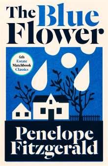 Penelope Fitzgerald: The Blue Flower, Buch