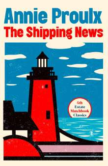 Annie Proulx: The Shipping News, Buch