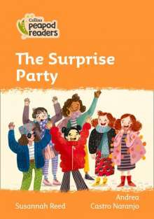 Susannah Reed: Level 4 - The Surprise Party, Buch