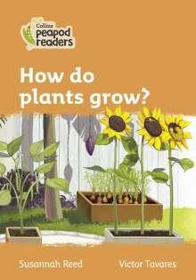 Susannah Reed: Level 4 - How do plants grow?, Buch