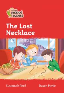 Susannah Reed: Level 5 - The Lost Necklace, Buch