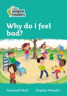 Susannah Reed: Level 3 - Why do I feel bad?, Buch