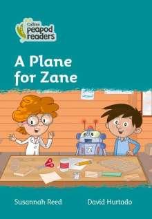 Susannah Reed: Level 3 - A Plane for Zane, Buch