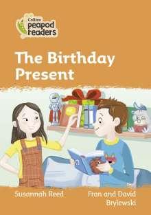 Susannah Reed: Level 4 - The Birthday Present, Buch