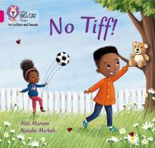 Alex Marson: No Tiff!, Buch