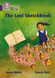 Imam Baksh: The Lost Sketch Book: Band 08/Purple, Buch