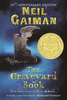 Neil Gaiman: The Graveyard Book, Buch