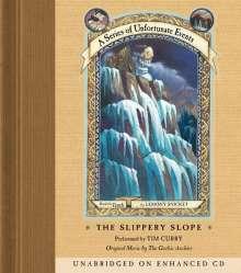 Lemony Snicket: The Slippery Slope, CD