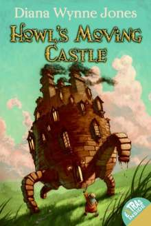 Diana Wynne Jones: Howl's Moving Castle, Buch