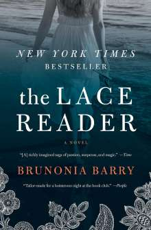 Brunonia Barry: Lace Reader, The, Buch