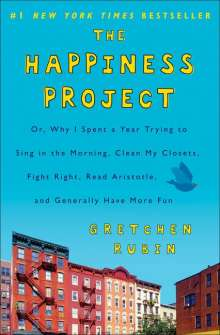 Gretchen Rubin: The Happiness Project, Buch
