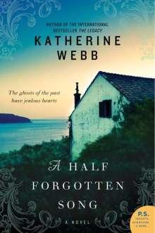 Katherine Webb: A Half Forgotten Song, Buch
