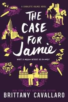 Brittany Cavallaro: The Case for Jamie, Buch