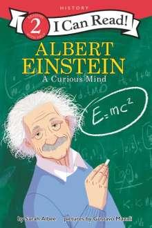 Sarah Albee: Albert Einstein: A Curious Mind, Buch