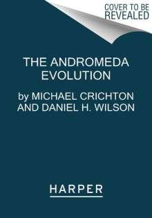 Michael Crichton: The Andromeda Evolution, Buch