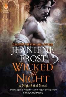 Jeaniene Frost: Wicked All Night, Buch
