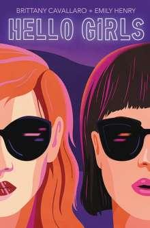 Brittany Cavallaro: Hello Girls, Buch