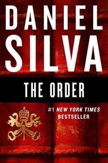 Daniel Silva: The Order, Buch