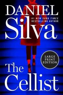 Daniel Silva: The Cellist, Buch
