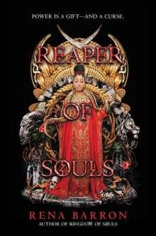 Rena Barron: Reaper of Souls, Buch