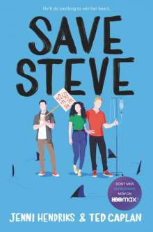 Jenni Hendriks: Save Steve, Buch