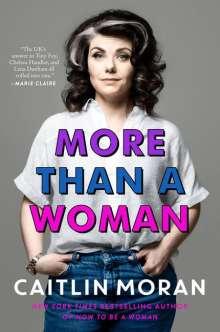 Caitlin Moran: More Than a Woman, Buch