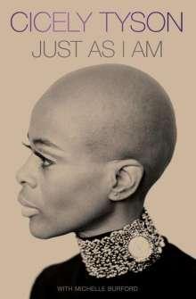 Cicely Tyson: Just as I Am, Buch