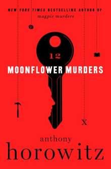 Anthony Horowitz: Moonflower Murders, Buch