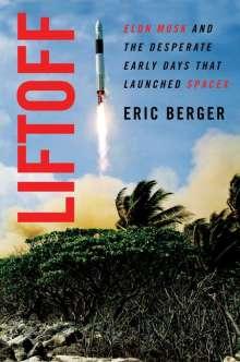 Eric Berger: Liftoff, Buch