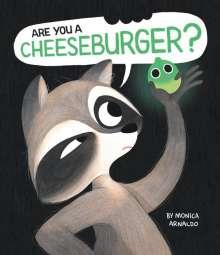 Monica Arnaldo: Are You a Cheeseburger?, Buch