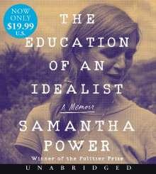 Samantha Power: The Education of an Idealist, CD