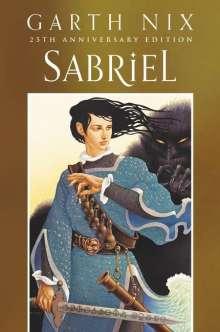 Garth Nix: Sabriel 25th Anniversary Classic Edition, Buch