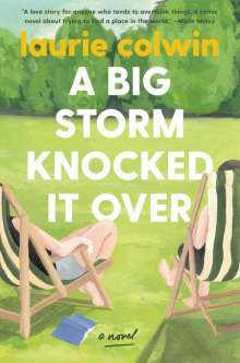 Laurie Colwin: A Big Storm Knocked It Over, Buch