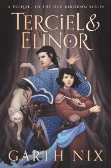 Garth Nix: Terciel & Elinor, Buch