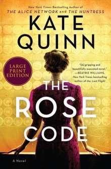 Kate Quinn: The Rose Code, Buch