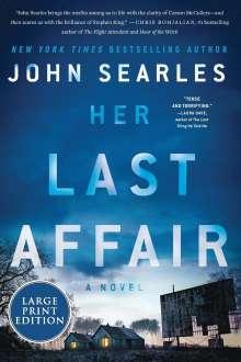 John Searles: Her Last Affair, Buch