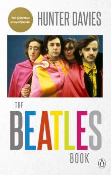 Hunter Davies: The Beatles Book, Buch